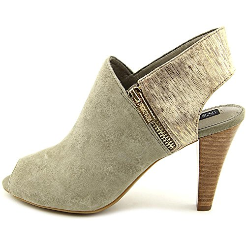 Kenneth Cole Reaction Shell Shock Daim Talons Taupe