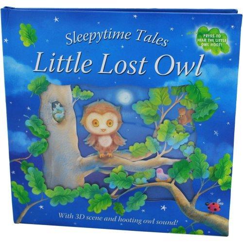 Little Lost Owl, Sleepytime Tales (Pop-up Book)