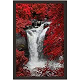 Mad Masters Waterfall In Khao Yai National Park. 1 Piece Wooden Framed Painting |Wall Art | Home Décor | Painting Art | Unique Design | Attractive Frames