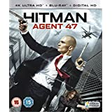 Hitman: Agent 47 [4K Ultra HD Blu-ray + Digital Copy + UV Copy] [2015] UK-Import, Sprache-Englisch.