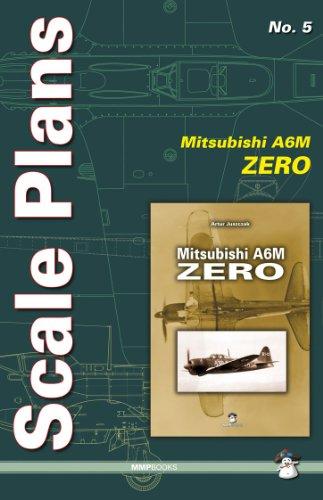 Scale Plans A6M Zero