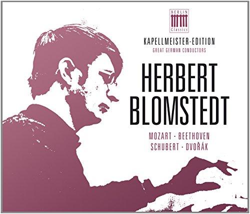 Preisvergleich Produktbild Kapellmeister-Edition 4-Herbert Blomstedt