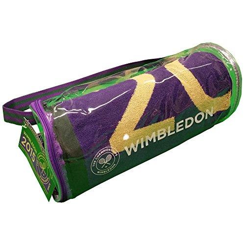 Wimbledon 2015 Herren Tennis Towel von Christy hier kaufen