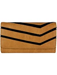 Gio Collection Women's Brown Wallet - B07CPXF3FG