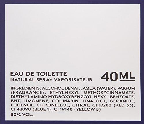 LACOSTE  Live EDT Vapo 40 ml, 1er Pack (1 x 40 ml)