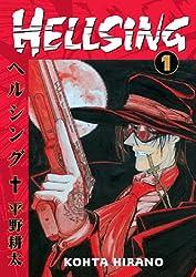 Hellsing Volume 1 (Hellsing (Paperback))