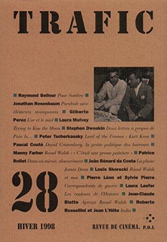 Trafic numéro 28 : Hiver 1998 par Collectif