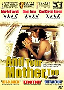 Y Tu Mama Tambien (And Your Mother Too) Mexican Drama DVD [DVD] Maribel Verdi...