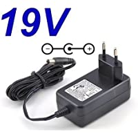 Cargador Corriente 19V Reemplazo Notebook LG GRAM 14Z960-G Recambio Replacement