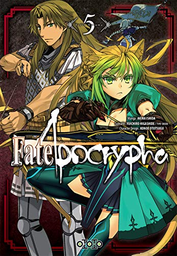 Fate/Apocrypha, Tome 5 :