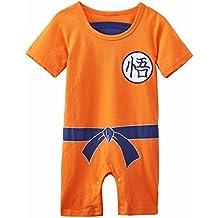 Ropa bebé Super héro dbz| Body Pijama Niños | disfraz Goku | disfraz Original y