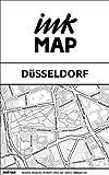 Inkmap Düsseldorf - Karten für Kindle, Sehenswürdigkeiten, Kultur, Ausgehen (German)
