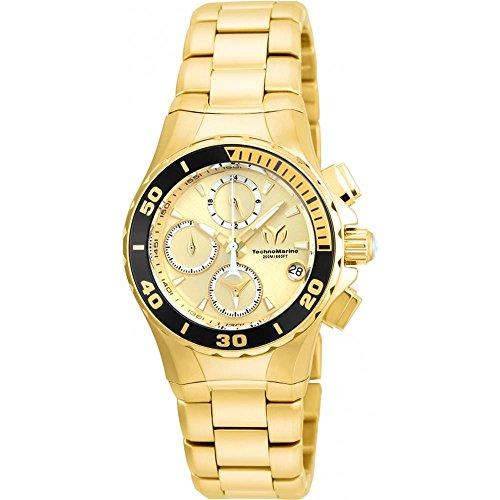 technomarine-manta-femme-bracelet-acier-inoxydable-quartz-montre-tm-215050