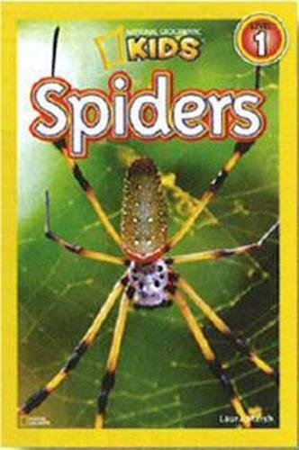 Spiders (National Geographic Readers: Level 1 )