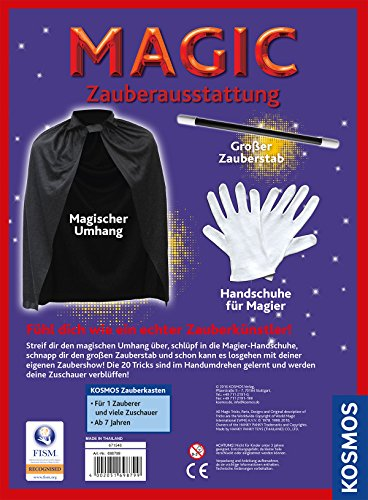 Kosmos-698799-Magic-Zauberausstattung