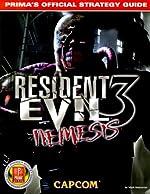 Resident Evil 3 - Nemesis de Prima Development