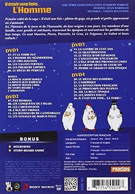 Il Etait Une Fois L'Homme / Remaster Hd [Version intégrale restaurée en HD] [Import italien]