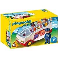 Playmobil 1-2-3 Shuttle Bus 6773