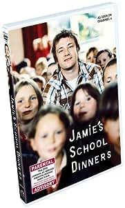 Jamie's School Dinners [DVD] [2005]