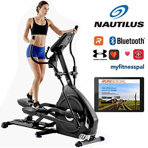Nautilus E626 Elliptical Cross Trainer