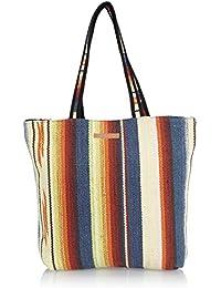 Billabong Handtasche Absolute Wanderer - Bolso de asas, color multicolor, talla DE: 48 x 11 x 40 cm