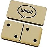Azeeda 'Wow!' Domino-Spiel und Box (DM00000790)
