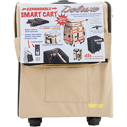 dbest-differents-materiaux-smart-cart-deluxe-tan