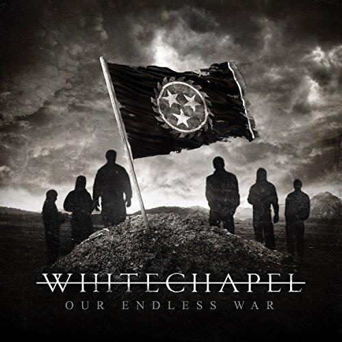Whitechapel: Our Endless War (Audio CD)