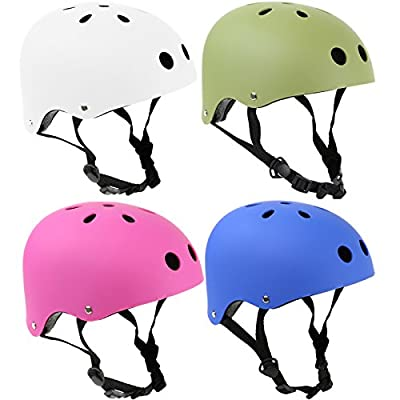 PedalPro BMX Bicycle Helmet - Choice of Colour & Size by PedalPro