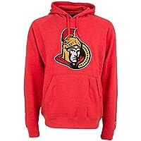 Old Time Ottawa Senators Kimball Applique Logo Hoodie 12c82ff8f