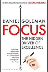 Focus: The Hidden Driver of Excellence Paperback