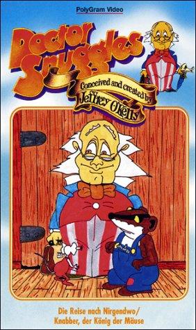 Preisvergleich Produktbild Dr. Snuggles 7 - Die Reise nach Nirgendwo/Knabber, der König der Mäuse [VHS]