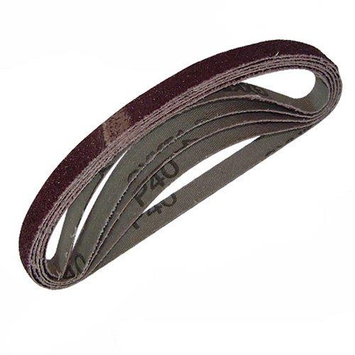 silverline-740136-sanding-belts-13-x-457-mm-set-of-5