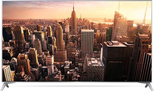 LG 55SJ800V 139 cm (55 Zoll) Fernseher (Super Ultra HD, Triple Tuner, Smart TV, Active HDR)