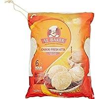 Al Baker Chakki Atta,10 kg Bag