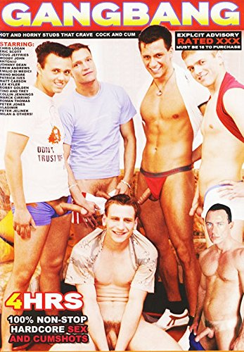 Preisvergleich Produktbild Gay Pornofilm - Gangbang Gay DVD Barracuda Film