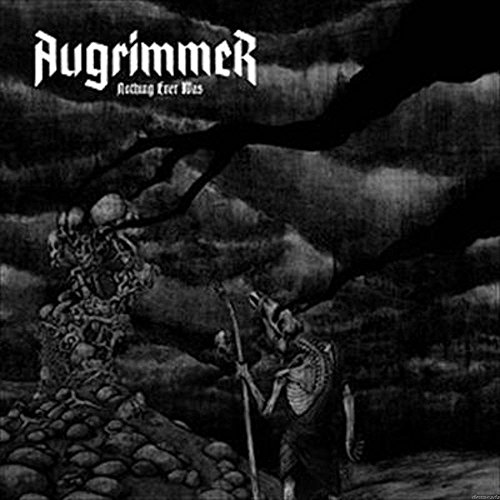 Augrimmer: Nothing Ever Was (Audio CD)