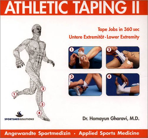 Athletic Taping II. -