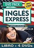 Inglés En 100 Días - Inglés Express (Libro + 4 DV's) / English in 100 Days - English Express DVD Pack (Ingles en 100 Dias)