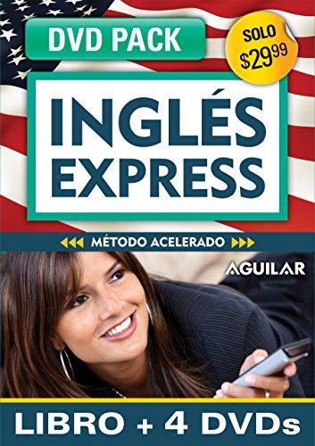 Inglés En 100 Días - Inglés Express Libro + 4 DV's
