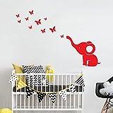 Pegatinas de pared, PANPANY 31Pcs desprendible Ronda Decoración de acrílico del hogar de la etiqueta del vinilo del arte de la etiqueta engomada DIY de la pared del espejo 3D (Plata)