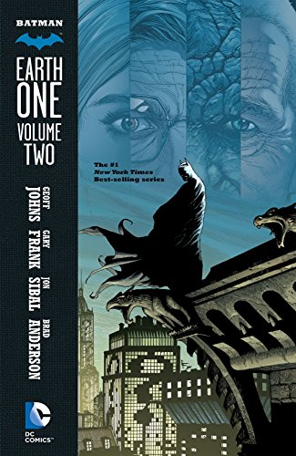 Batman: Earth One Vol. 2 (Batman:Earth One series)