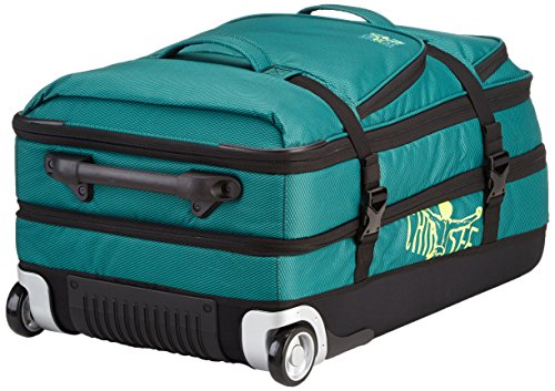 Chiemsee Premium Travelbag, sac bandoulière Mehrfarbig (Hashtag)