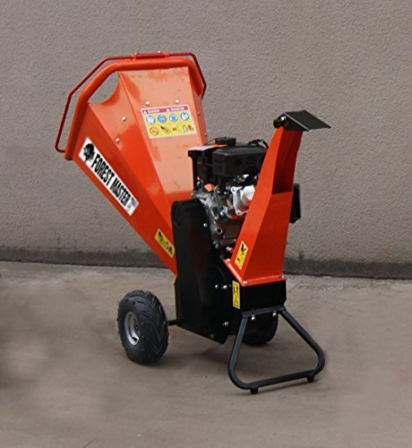 Forest Master 6.5hp Wood Chipper by Forest Master
