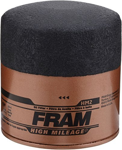 Fram HM2 High Mileage Oil Filter by Fram (ölfilter Mileage High)