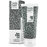 Australian Bodycare Body balm - After shave Balsam für Damen nach der Rasur & Waxing - Die beste Pflege mit Teebaumöl nach der Rasur, um Pickel, eingewachsene Haare und Rötungen zu vermeiden (200 ml)