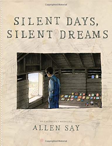 Silent Days, Silent Dreams (Arthur A Levine Novel Books)