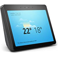 Echo Show (2nd Gen) – Stay in touch with the help of Alexa – Black