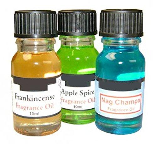 10 ml huile Parfumée Épices 10 ml huile Parfumée cadeau Parfait-Idéal pour les anniversaires, Christmas......