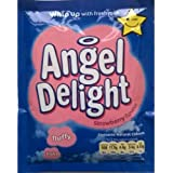 Aves Ángel Delight Strawberry Flavour 6 x 59gm